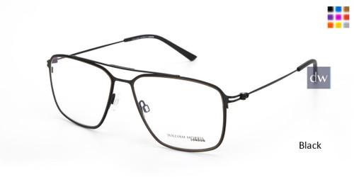 Black Willia.m Morris London WM50155 Eyeglasses