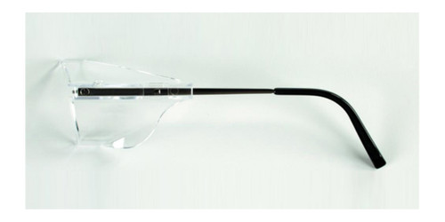 Clear Wolverine W014 Side Shield Eyeglasses - Teenager