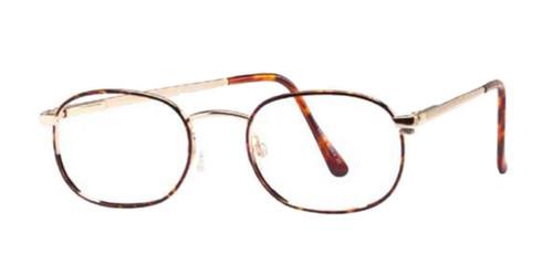 Gunmetal Wolverine W008 Safety Eyeglasses