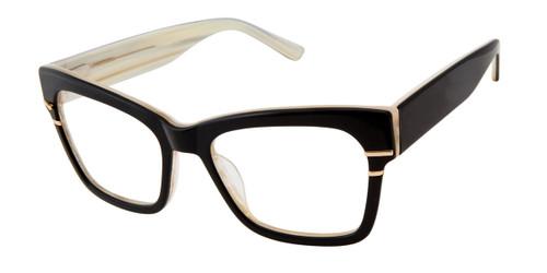 Black Bone L.A.M.B LA068 Eyeglasses.