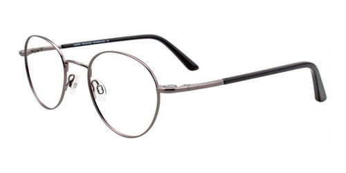 Satin Dark Grey Cargo C5047 Eyeglasses.