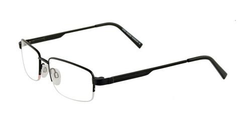 Matt Black Cargo C5036 Eyeglasses.