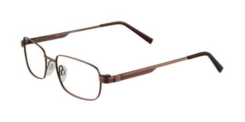 Matt Bronze Cargo C5035 Eyeglasses.