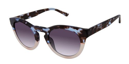 Blue/Blush L.A.M.B JANSEN - LA562 Sunglasses.