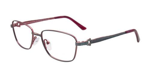 Satin Light Blue/Pink Pentax PX908 Eyeglasses