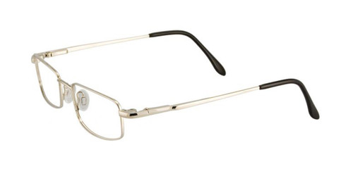 Satin Grey Cargo C5028 Eyeglasses.