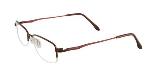 Satin Burgundy Cargo C5027 Eyeglasses.