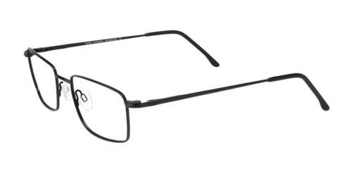 Matt Black Cargo C5018 Eyeglasses.