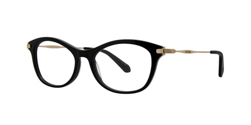 Black Zac posen Amilie Eyeglasses.