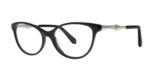 Black Zac Posen Farida Eyeglasses.