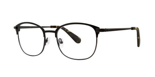 Black Zac Posen Genoa Eyeglasses.