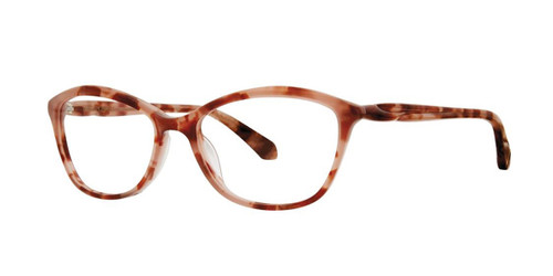 Blush Zac Posen Kamala Eyeglasses.