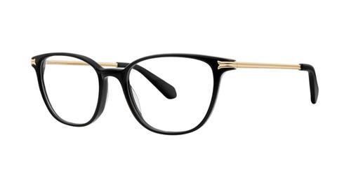 Black Zac Posen Maryse Eyeglasses.
