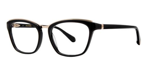 Black Zac Posen Renata Eyeglasses.