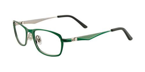 Green Turboflex TK928 Eyeglasses.