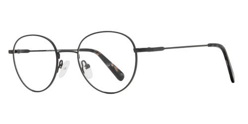 Black Brooklyn Heights Hipster Eyeglasses