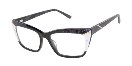 Black Marble L.A.M.B La076 Eyeglasses.