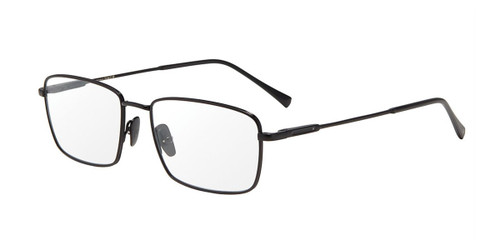 Black John Varvatos V184 Eyeglasses.