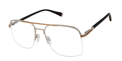 Silver Kate Young For Tura K146 Eyeglasses.