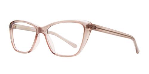 Plum Affordable Design Liv Eyeglasses.