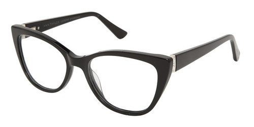 Black Ann Taylor AT013 Luxury Eyeglasses