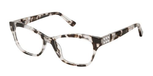 Linen Tortoise Ann Taylor ATP015 Petite Luxury Eyeglasses - Teenager