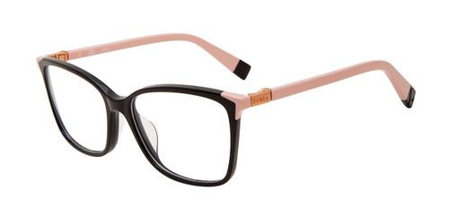Black Pink 700Y Furla VFU295 Eyeglasses.