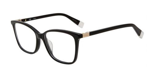 Black 0700 Furla VFU295S Eyeglasses.