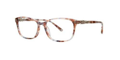 Coral Sky Dana Buchman Dina Eyeglasses.