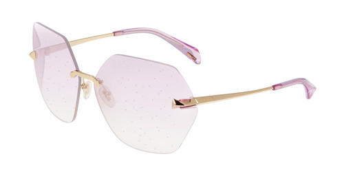 Purple(300V) Police SPLA19 Sunglasses.