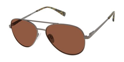 Dark Gunmetal Buffalo BMS004 Sunglasses.