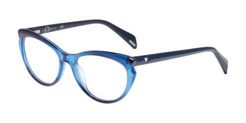 Blue(0D79) Police VPLA02 Eyeglasses.