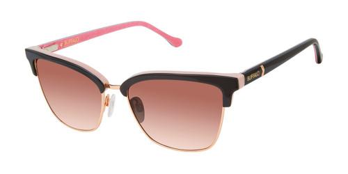 Black/Blush Buffalo BWS001 Sunglasses.