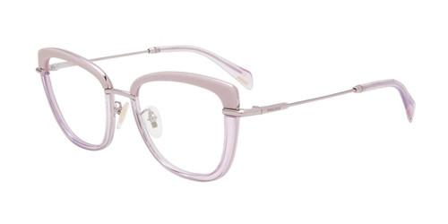 Purple(0A88) Police VPLA06 Eyeglasses.