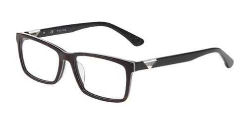 Tortoise(0U81) Police VPLA42 Eyeglasses.