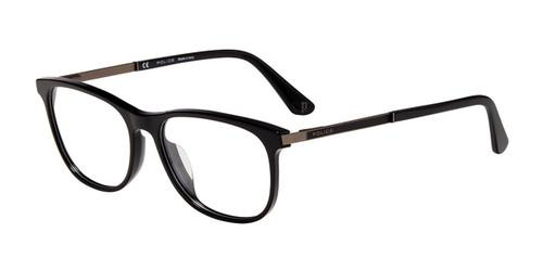Black(0700) Police VPLA45 Eyeglasses.