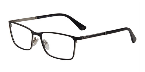 Black Police VPLA46 Eyeglasses.