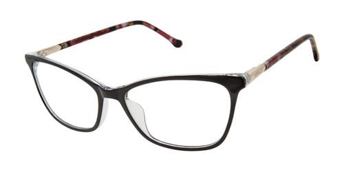 Black Buffalo Ultra Thin BW012 Eyeglasses.