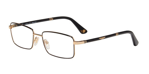 Black(0301) Police VPLA49 Eyeglasses.