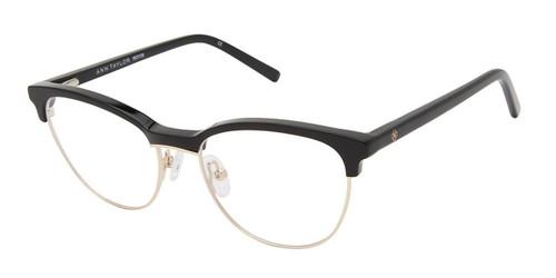 Black Gold (c01) Ann Taylor ATP818 Petite Eyeglasses - Teenager