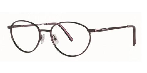 Maroon Wolverine W025 Safety Eyeglasses