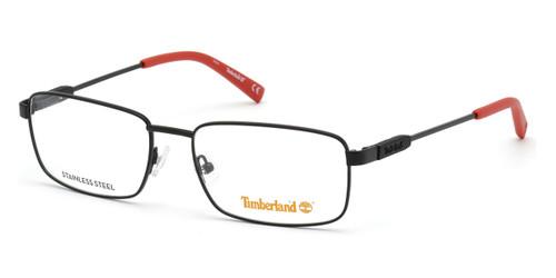 Matte Black Timberland TB1669 Eyeglasses