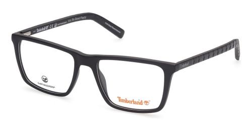 Matte Black Timberland TB1680 Eyeglasses