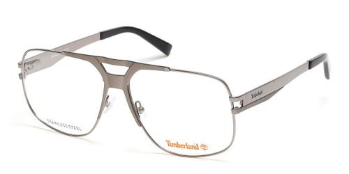 Matte Gunmetal Timberland TB1701 Eyeglasses