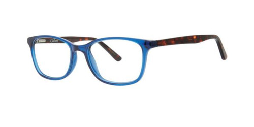 Navy Gallery Finley Eyeglasses.