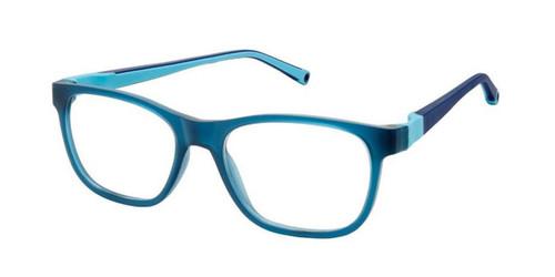 Blue W/Blue Life Italia JF-901 Eyeglasses.