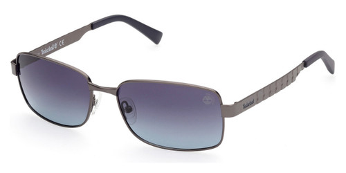 Satin Matte Gunmetal Timberland TB9226 Sunglasses