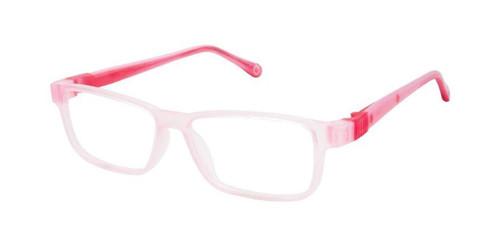 Rose Fuchsia/Pink Life Italia NI-136 Eyeglasses.