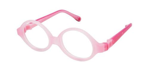 Pink Fuchsia/Pink Life Italia NI-130 Eyeglasses.