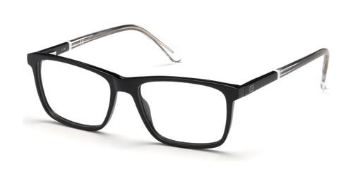 Shiny Black Guess GU1971 Eyeglasses.